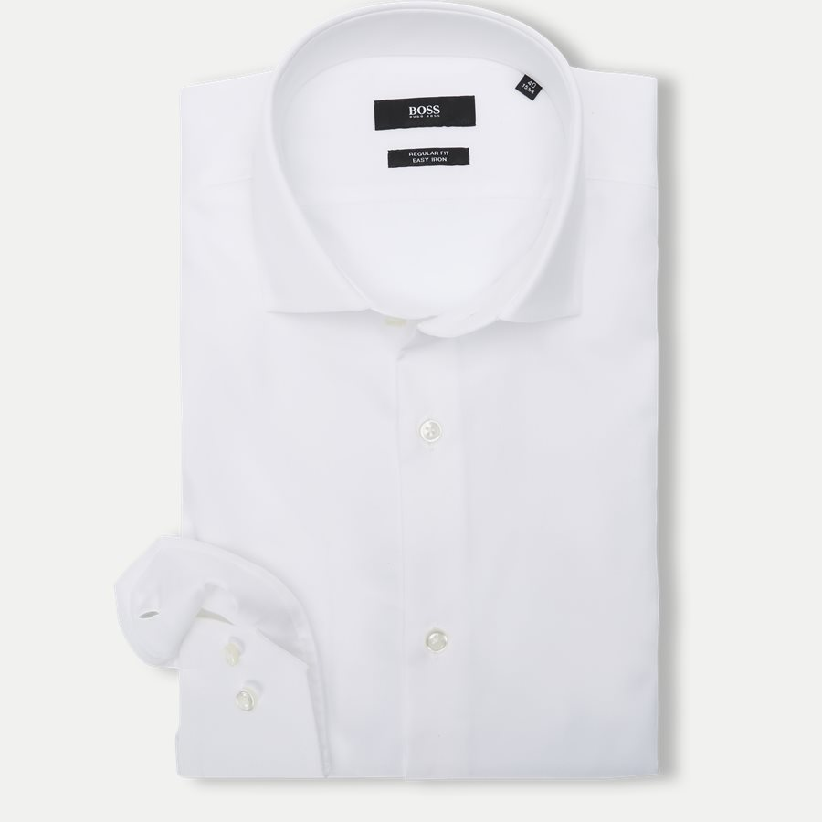 50415619 GORDON - Shirts - Regular - HVID - 1