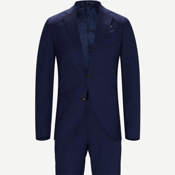 Anzüge - Blau
