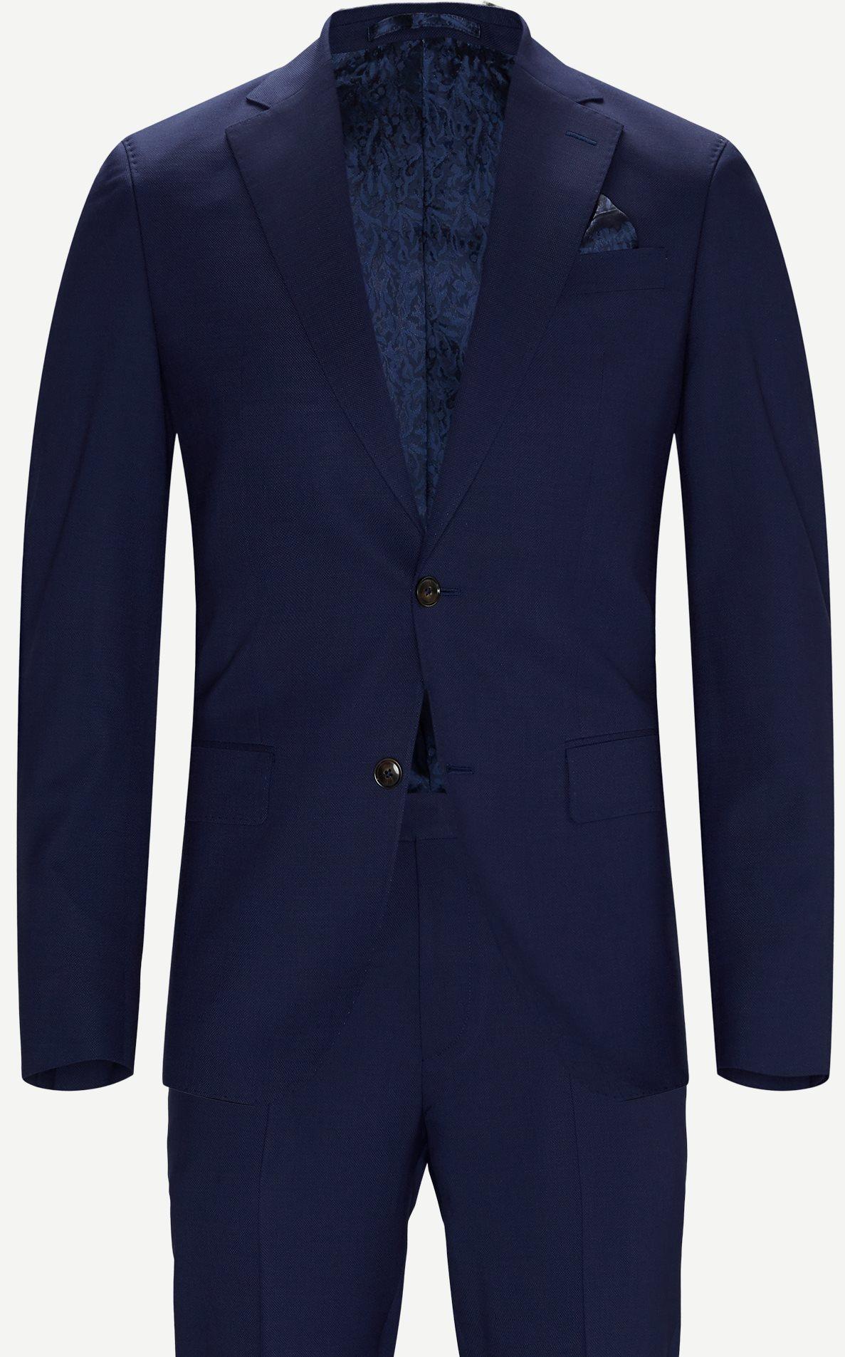 Kostymer - Blå