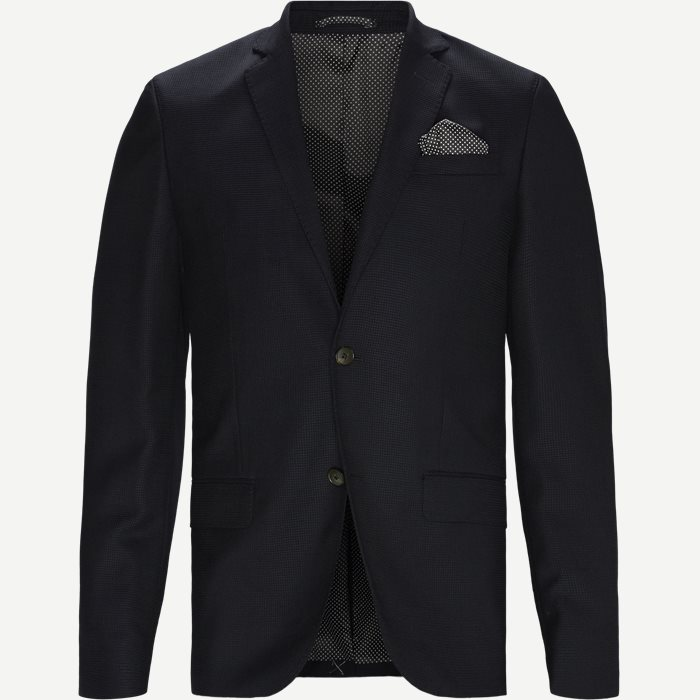Star/Sherman Blazer - Blazer - Sort