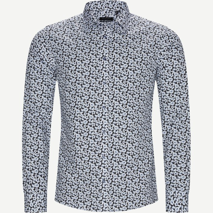 8232 Iver/State Skjorte - Skjorter - Blå