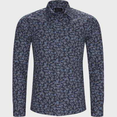 8545 Iver/State Skjorte 8545 Iver/State Skjorte | Blå
