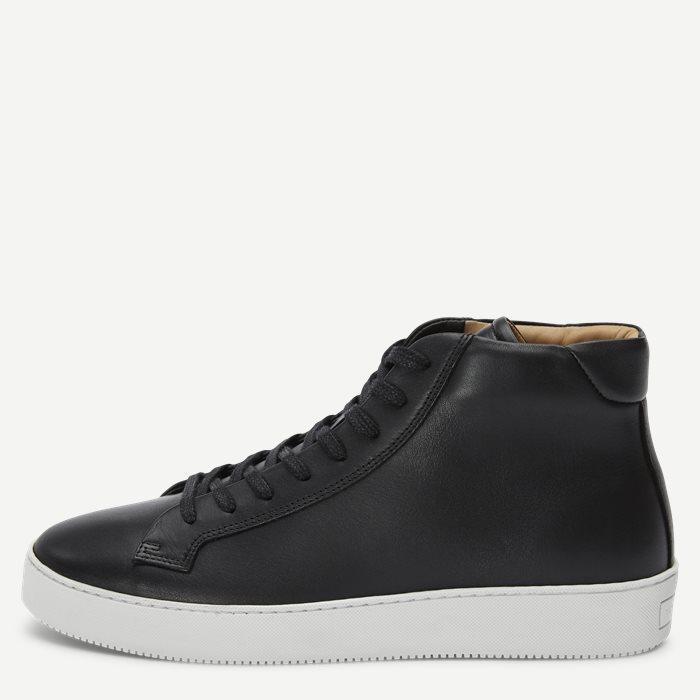 Salas HI Sneaker - Sko - Sort