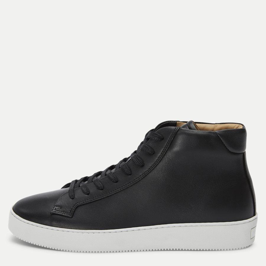 U65410 SALAS HI - Salas HI Sneaker - Sko - SORT - 1
