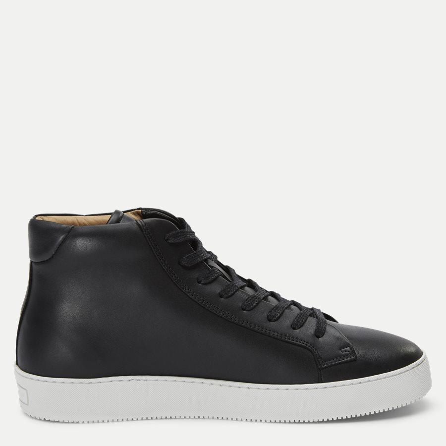 U65410 SALAS HI - Salas HI Sneaker - Sko - SORT - 2