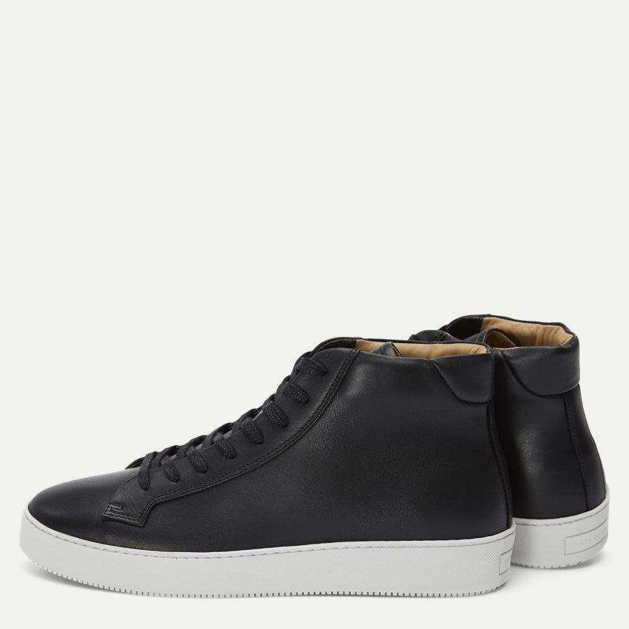 U65410 SALAS HI - Salas HI Sneaker - Sko - SORT - 3