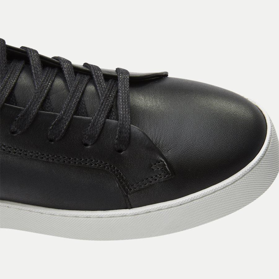 U65410 SALAS HI - Salas HI Sneaker - Sko - SORT - 4