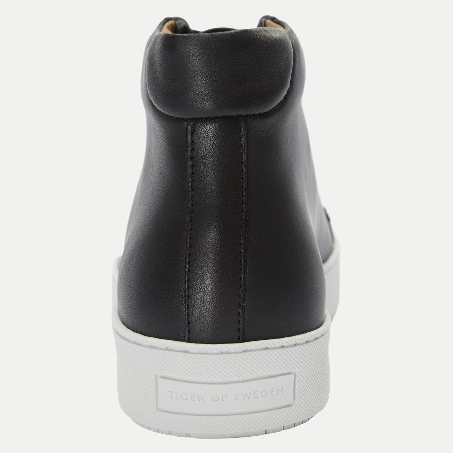 U65410 SALAS HI - Salas HI Sneaker - Sko - SORT - 7
