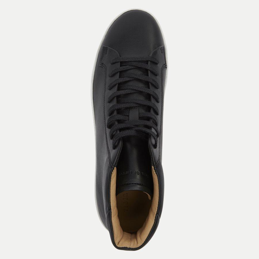 U65410 SALAS HI - Salas HI Sneaker - Sko - SORT - 8