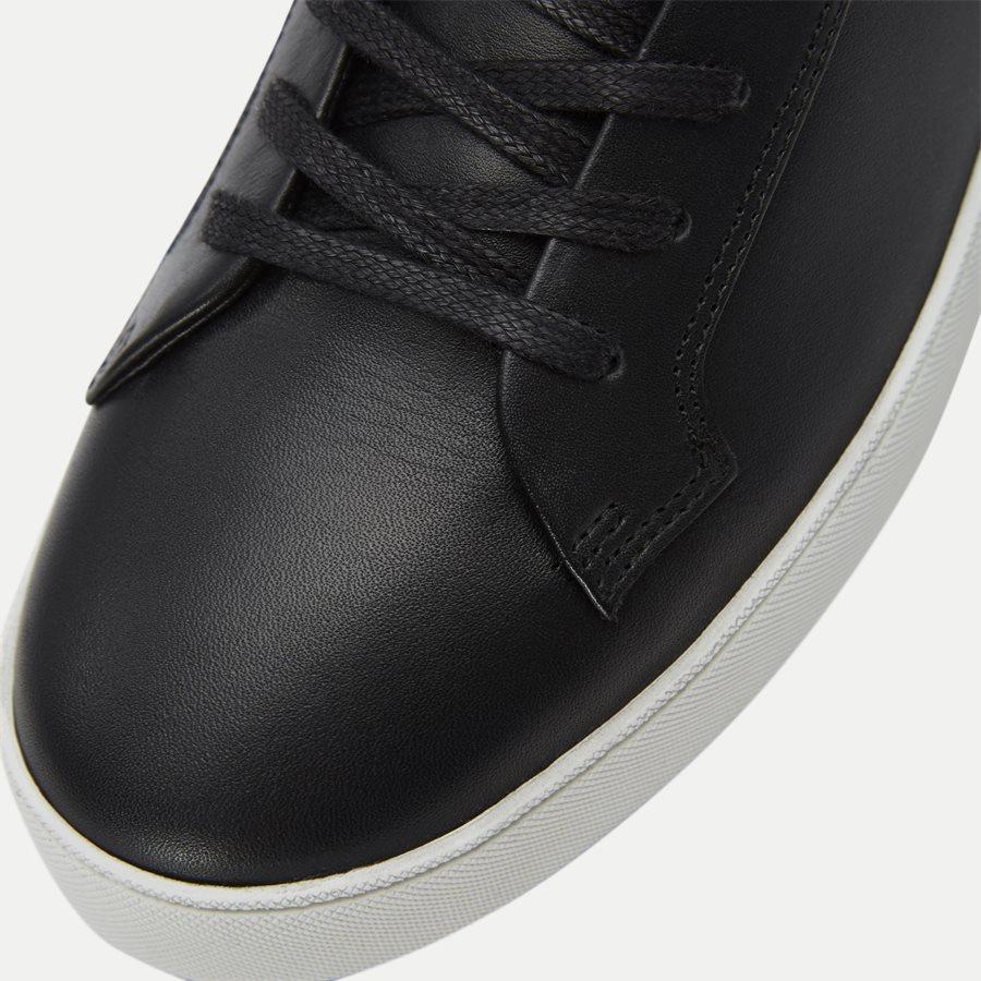 U65410 SALAS HI - Salas HI Sneaker - Sko - SORT - 10