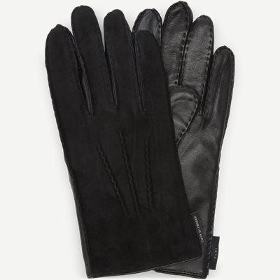 Gustave S handsker Gustave S handsker | Sort
