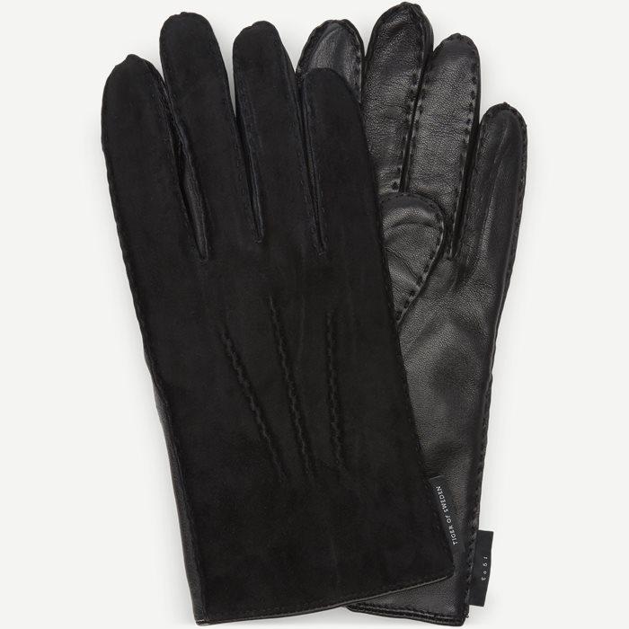 Gustave S handsker - Handsker - Sort