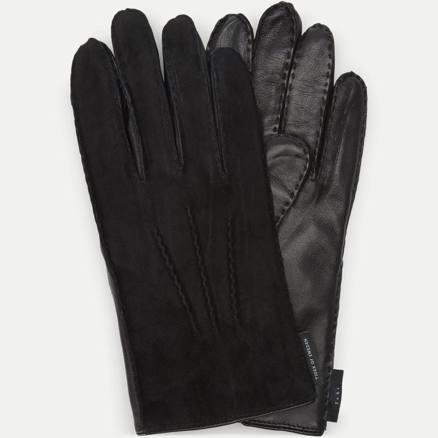 U50888 GUSAVE S - Gustave S handsker - Handsker - SORT - 1