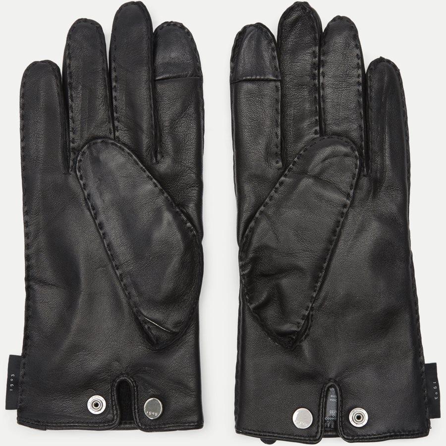 U50888 GUSAVE S - Gustave S handsker - Handsker - SORT - 3