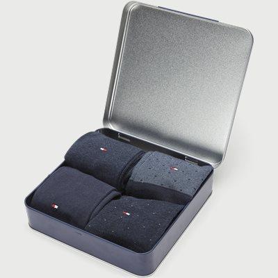 4 Pairs Men´s Socks Giftbox 4 Pairs Men´s Socks Giftbox | Blå