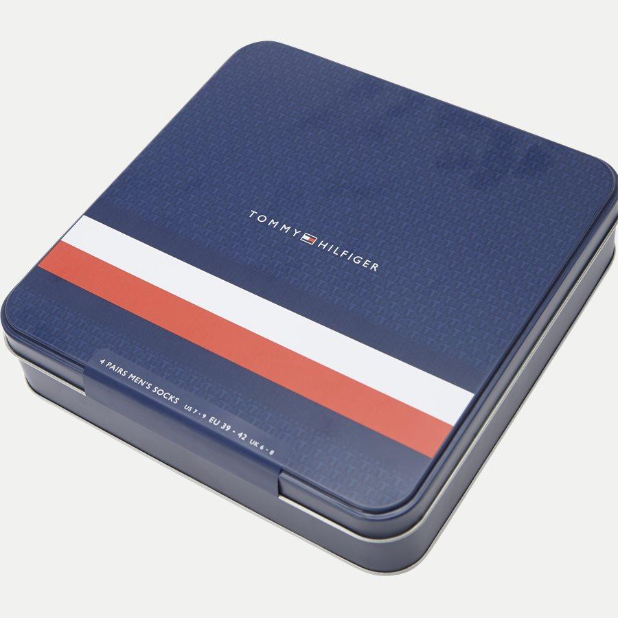 MEN MIXED GIFTBOX 4 - 4 Pairs Men´s Socks Giftbox - Strømper - NAVY - 6