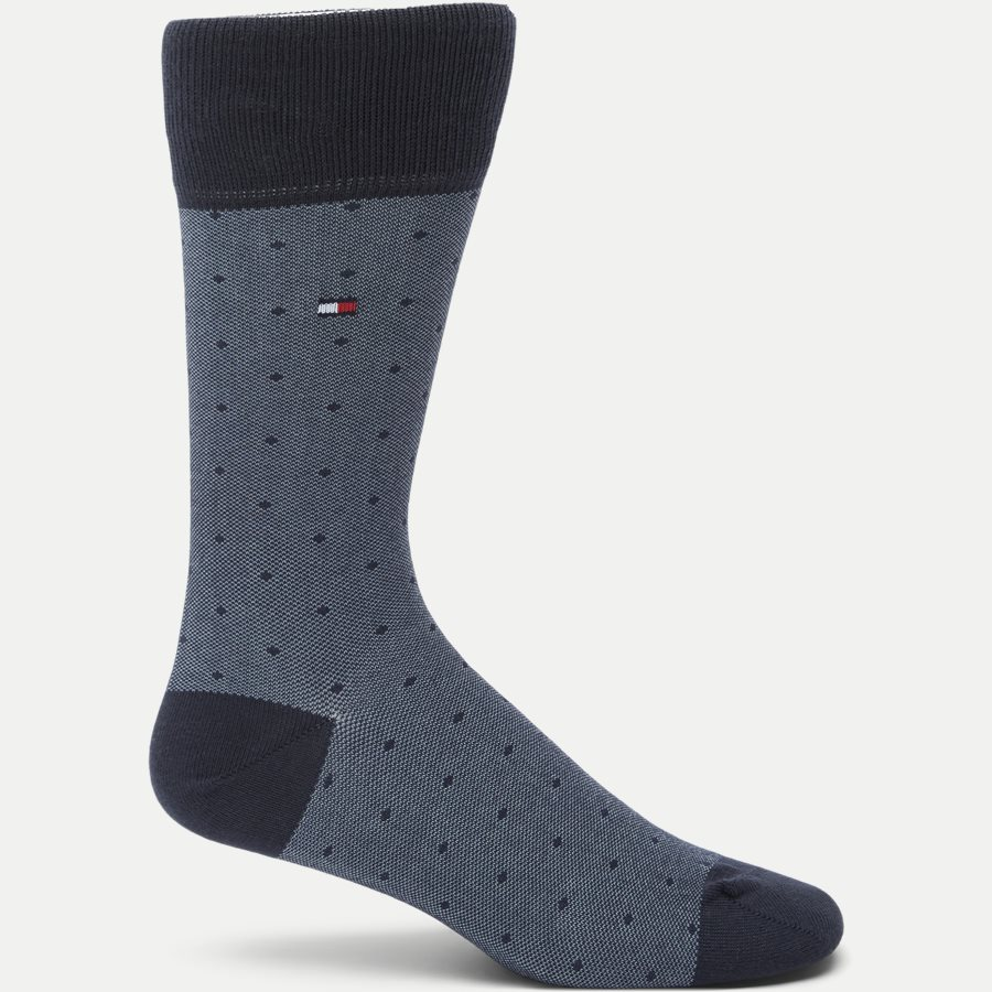 MEN MIXED GIFTBOX 4 - 4 Pairs Men´s Socks Giftbox - Strømper - NAVY - 4