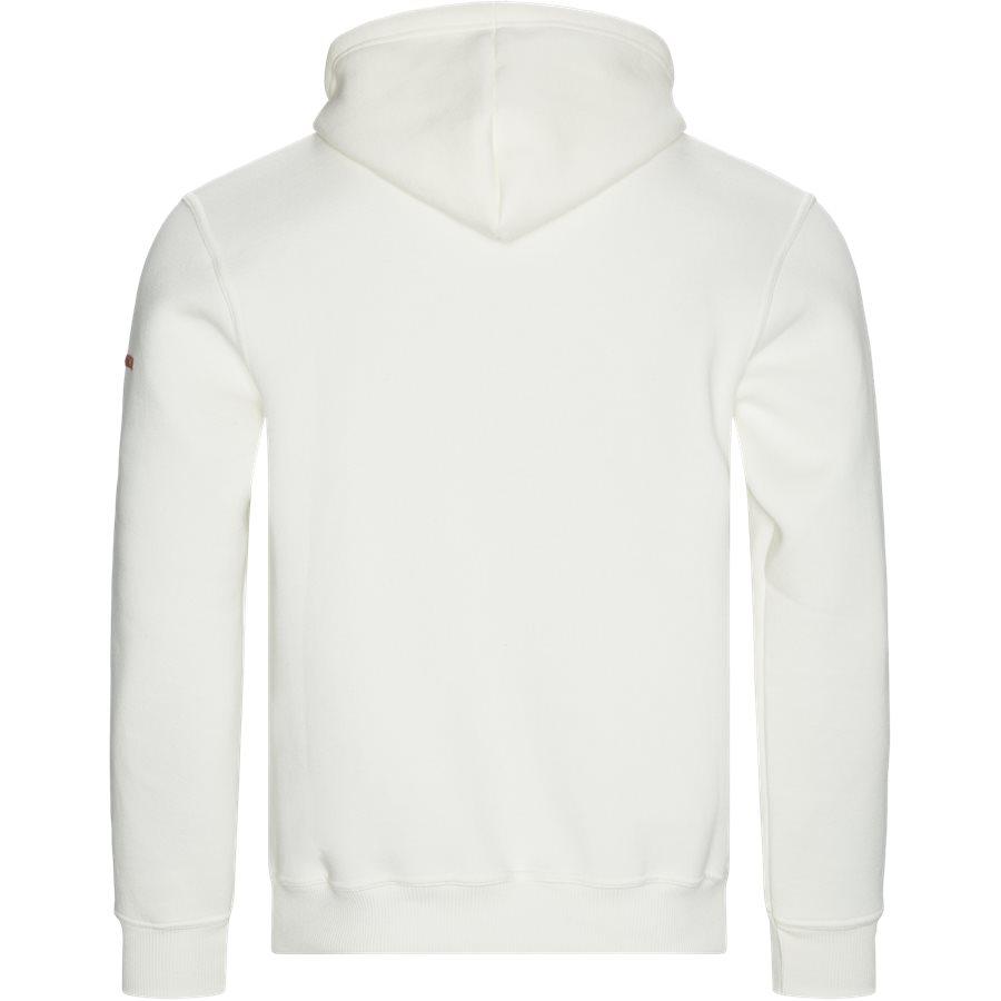 PIERCE - Pierce Hoodie - Sweatshirts - Regular - ECRU - 2