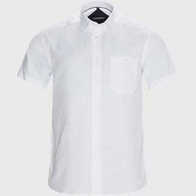 Christiano Kortærmet Skjorte Regular | Christiano Kortærmet Skjorte | Hvid