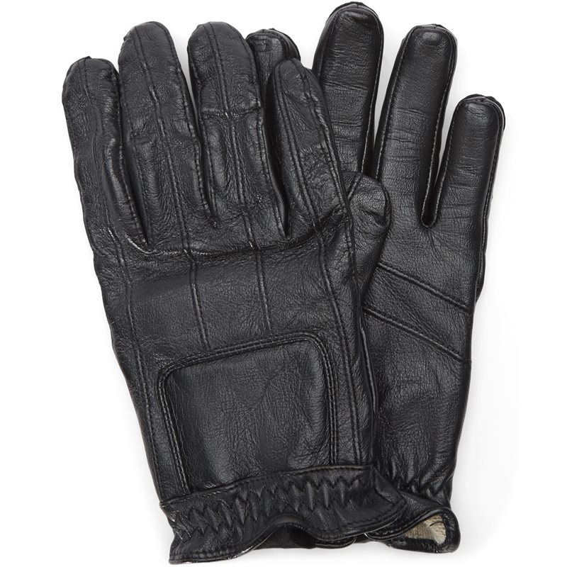 Image of   HESTRA 21480 RAY NY Handsker Black