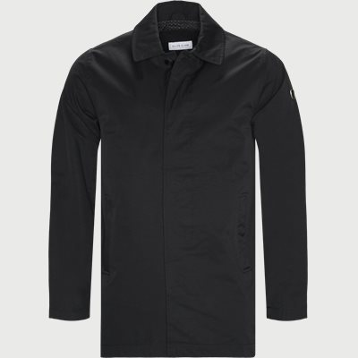 Klevis Trenchcoat Regular | Klevis Trenchcoat | Sort