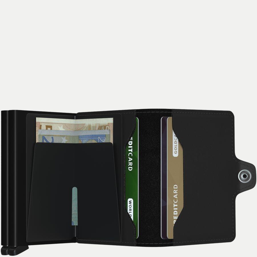 TM MATTE - TM Twinwallet - Accessories - BLACK - 3