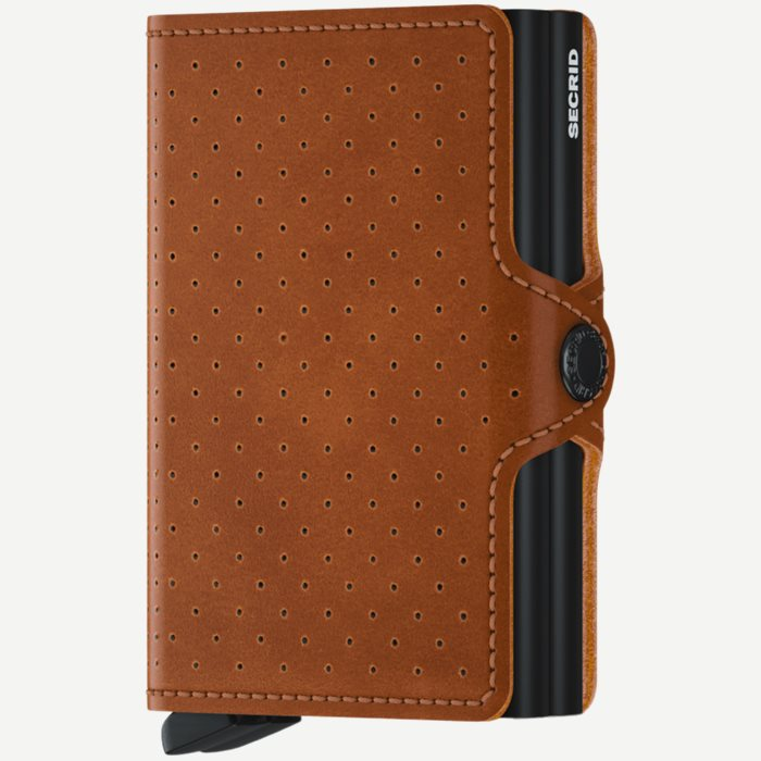 TPF Twinwallet - Accessories - Brun