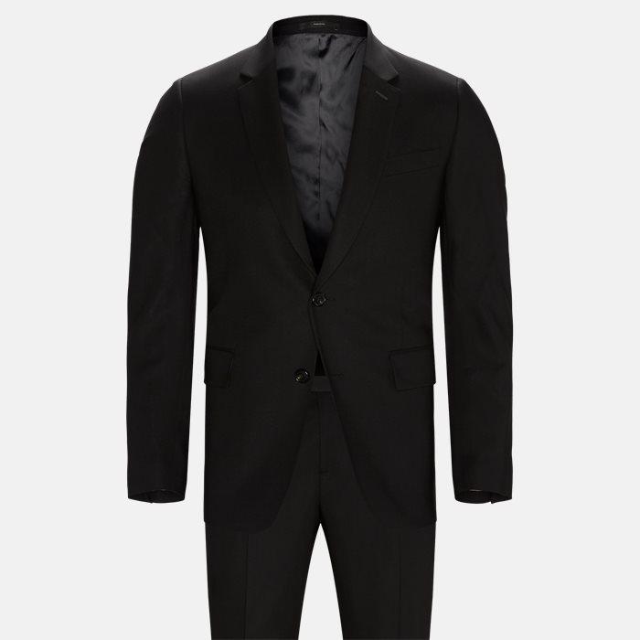 Suits - Slim - Black