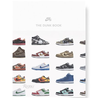 Nike SB - The Dunk Book Nike SB - The Dunk Book | Hvid