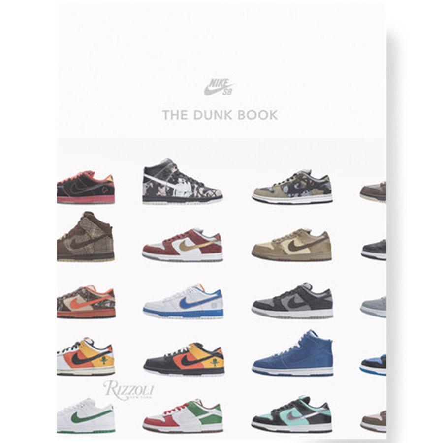 NIKE SB THE DUNK BOOK RI1041 - Nike SB - The Dunk Book - Accessories - HVID - 1
