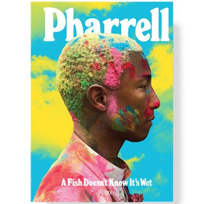 Pharrell - A Fish Doesn´t Know It´s Wet Pharrell - A Fish Doesn´t Know It´s Wet | Hvid