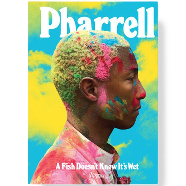 Pharrell - A Fish Doesn´t Know It´s Wet