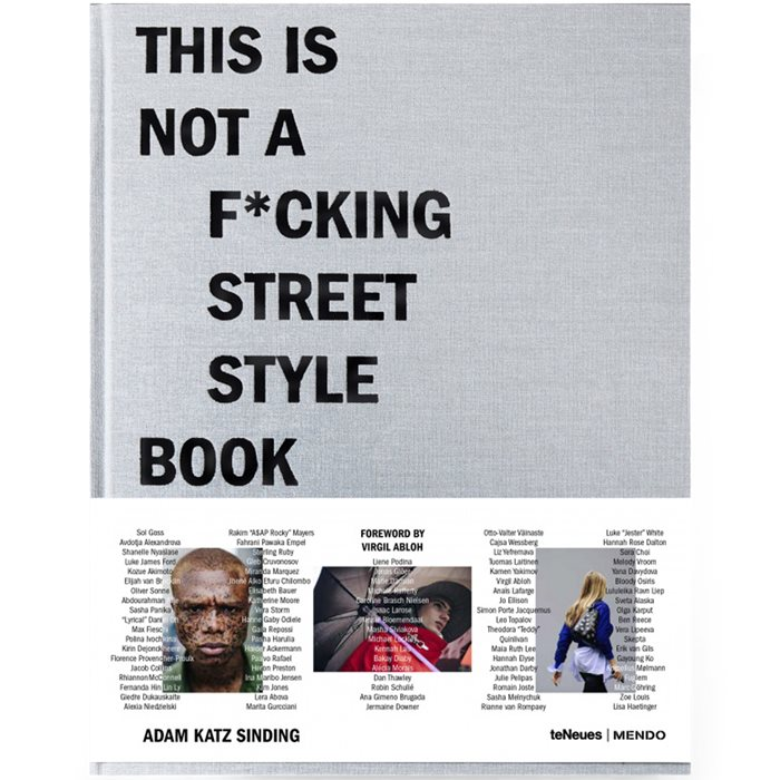 This Is Not a F*cking Street Style Book - Accessories - Hvid