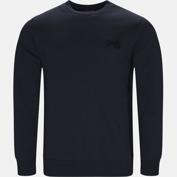 Sweatshirts - Regular fit - Blue