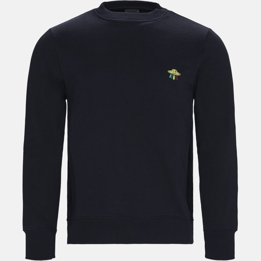 27RE AP1823 - Sweatshirts - Regular fit - NAVY - 1