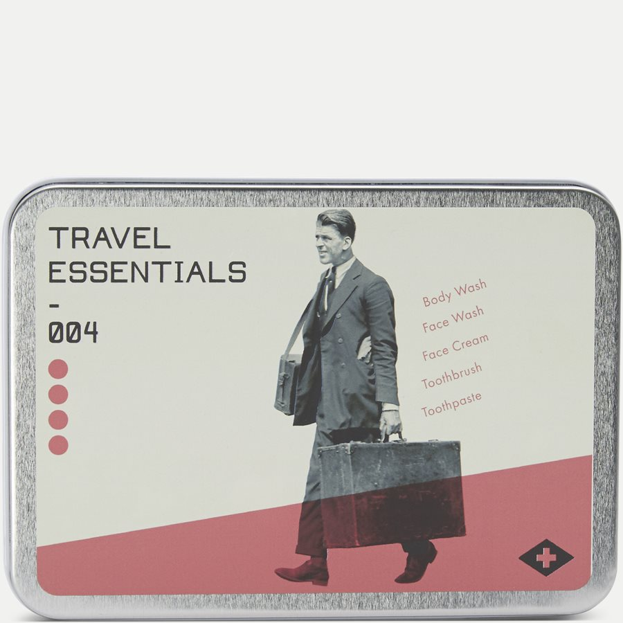 TRAVEL ESSENTIAL KIT - Travel Essentials - Accessories - GRÅ - 1