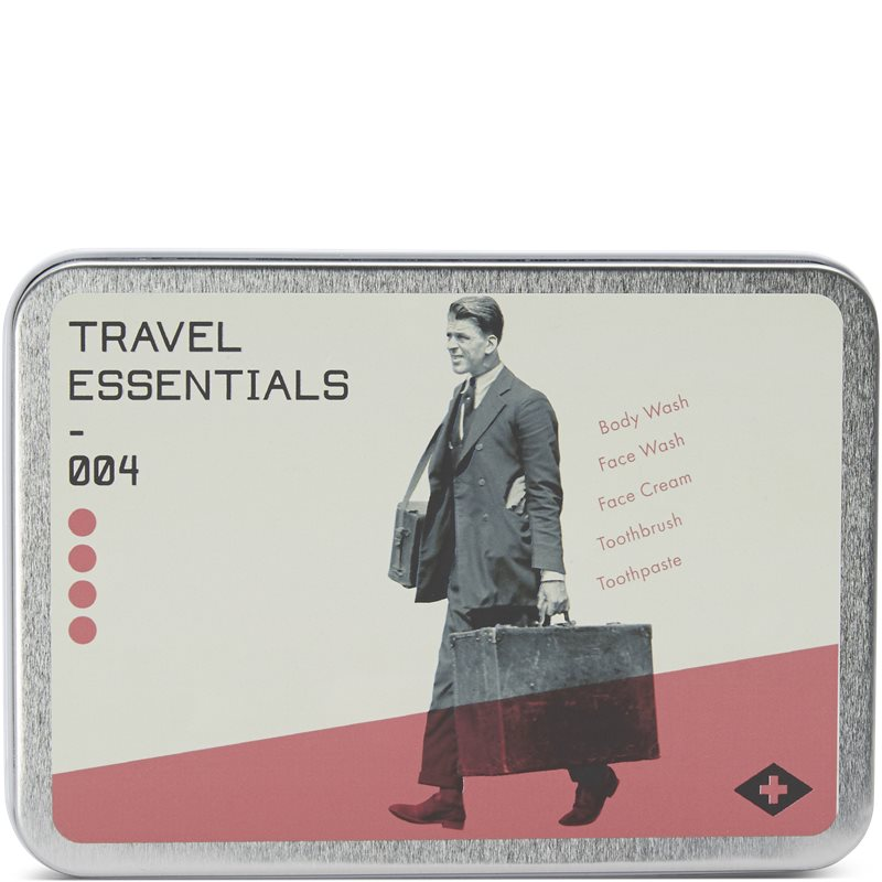 Men's Society - Travel Essentials