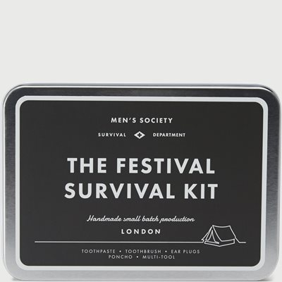 The Festival Survival Kit The Festival Survival Kit | Grå