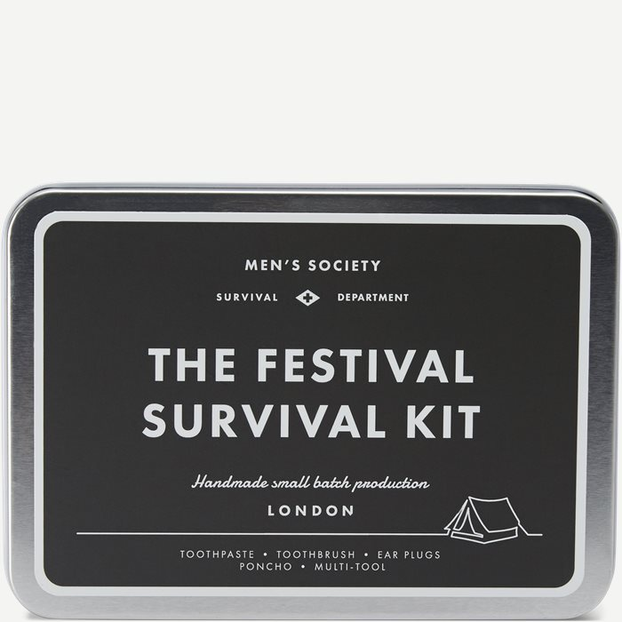 The Festival Survival Kit - Accessories - Grå