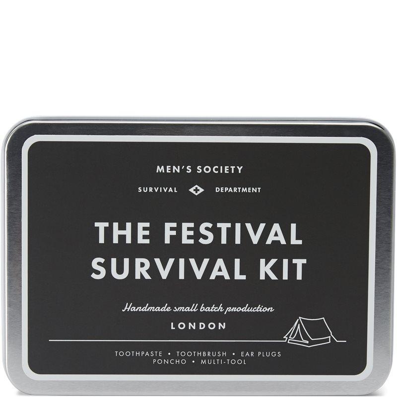 men's society men's society - the festival survival kit