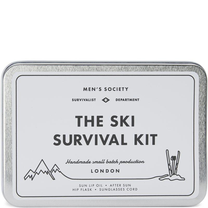 men's society men's society - the ski survival kit
