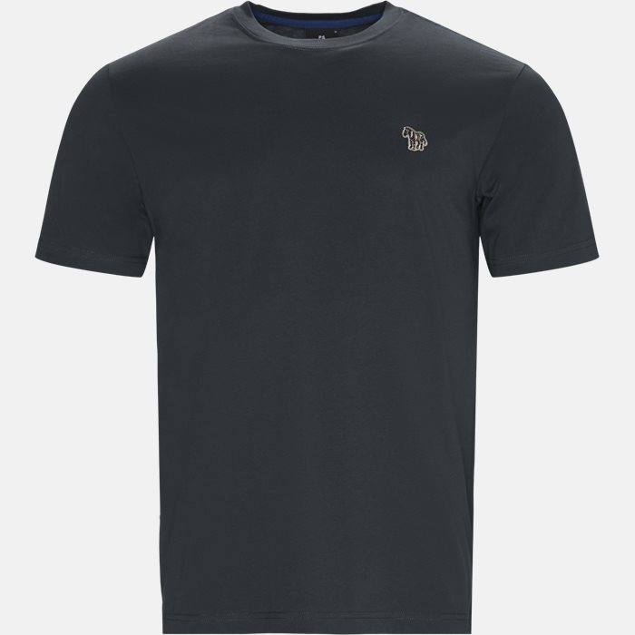 T-shirts - Regular fit - Grey