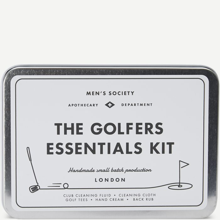 The Golfers Essentials Kit - Accessories - Grå