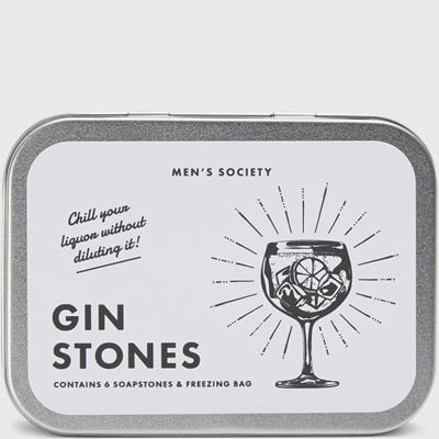 Gin Cooling Stone Gin Cooling Stone | Grå
