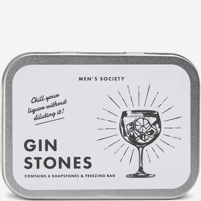 Gin Cooling Stone - Accessories - Grå