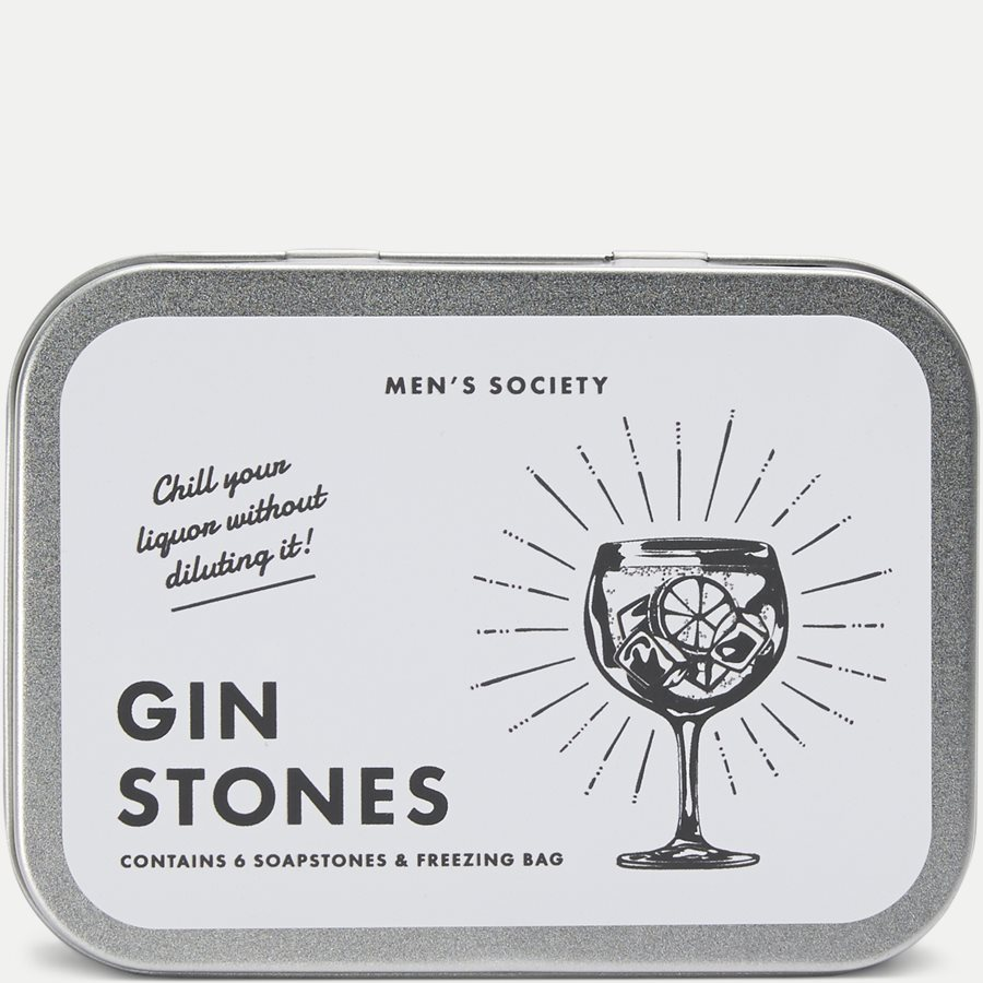 GIN COOLING STONES - Gin Cooling Stone - Accessories - GRÅ - 1