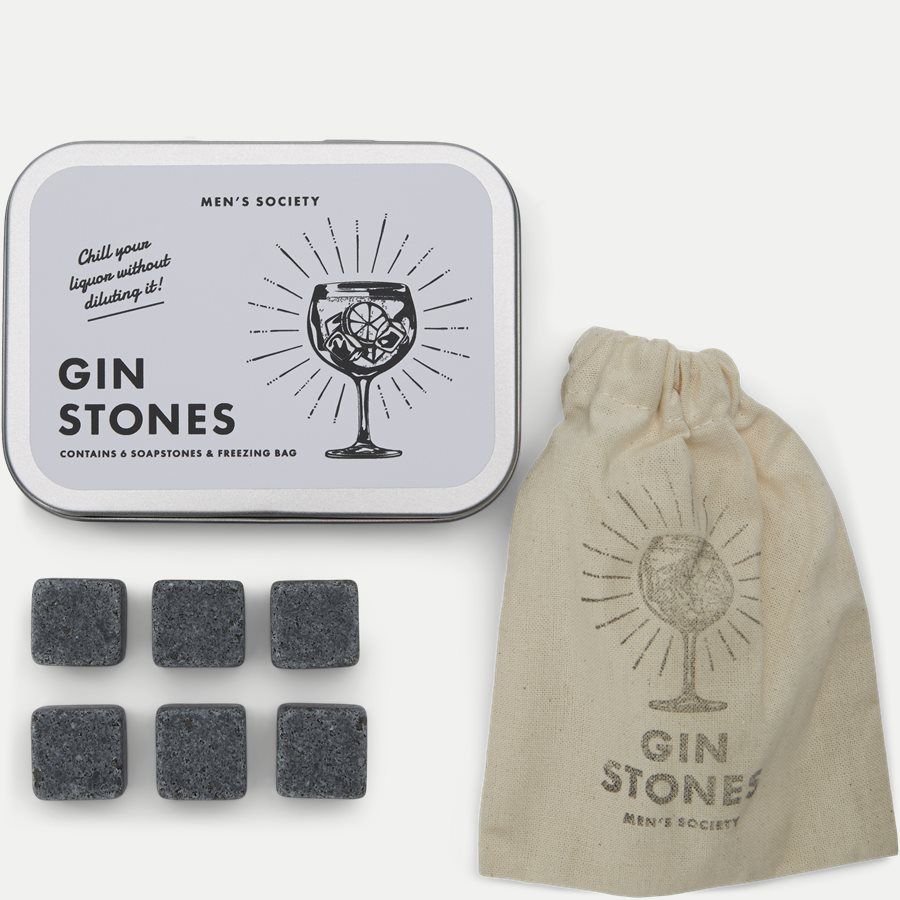 GIN COOLING STONES - Gin Cooling Stone - Accessories - GRÅ - 5