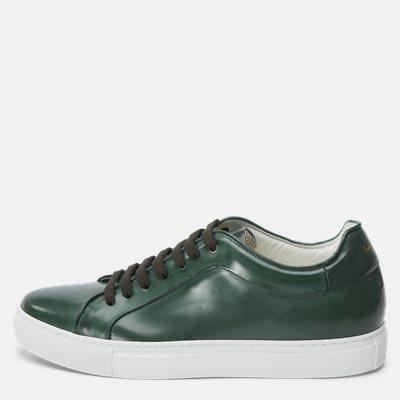 Sko   Grøn