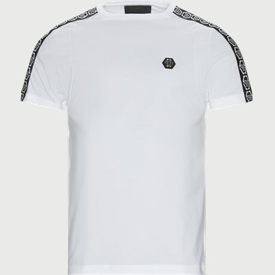 SS Hexagon T-shirt Regular | SS Hexagon T-shirt | Hvid
