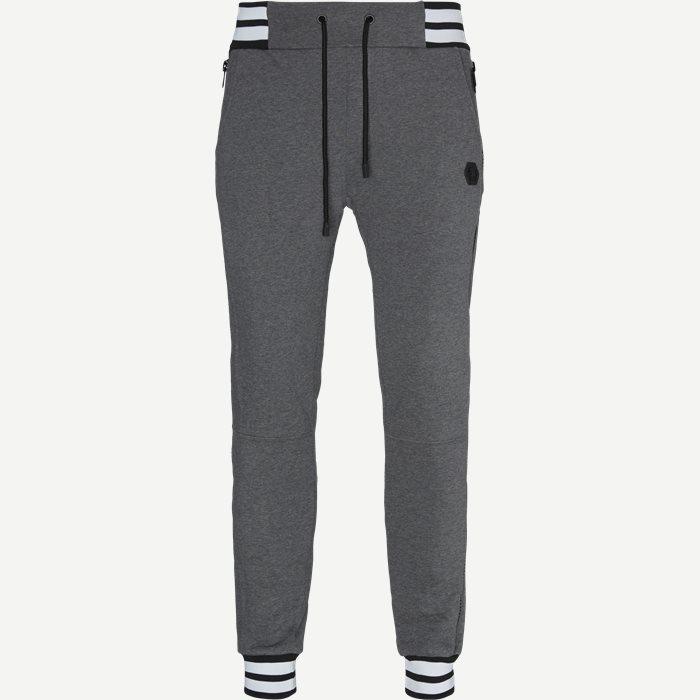 Jogging Trousers - Bukser - Regular - Grå